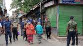 হেলমেট না পরায় পুলিশ কর্মকর্তাকে ২০ টাকা জরিমানা