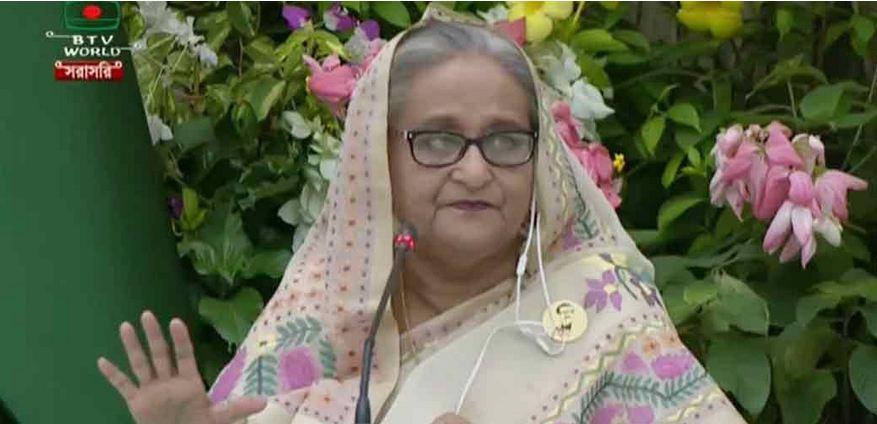 বাংলাদেশ টিকা তৈরি করতে প্রস্তুত: প্রধানমন্ত্রী