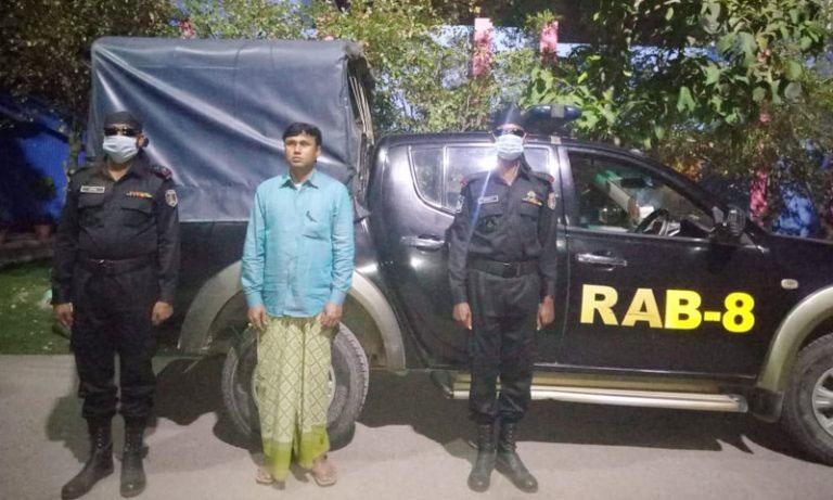 পটুয়াখালীতে ৫ বোনকে কুপিয়ে জখম: ভাইকে গ্রেপ্তার করল র্যাব