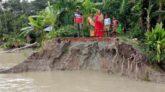 বানারীপাড়ায় সন্ধ্যা নদীতে ডুবে যাওয়া শিশুর সন্ধান মেলেনি