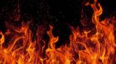 চরমোনাইয়ে ভয়াবহ আগুনে বসতঘরে পুড়ে মারা গেল প্রতিবন্ধী শিশু