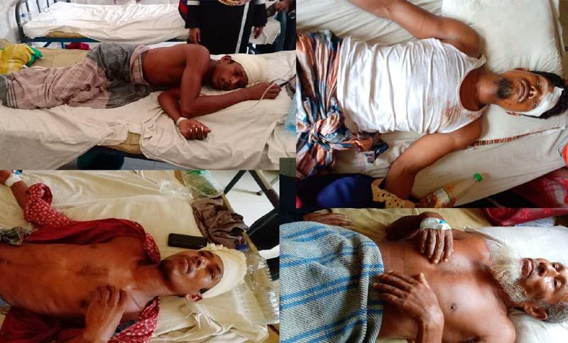 গলাচিপায় গরু চুরির গুজব রটিয়ে গণপিটুনি, ৭০ জনের বিরুদ্ধে মামলা
