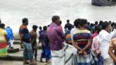 কুয়াকাটায় সমুদ্রে ১৫ জেলেসহ মাছধরা ট্রলার ডুবি